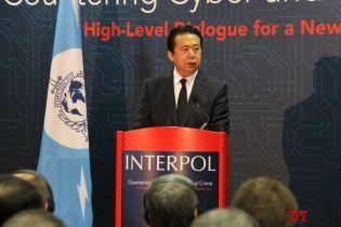 У Китаї назвали причину затримання президента Інтерполу