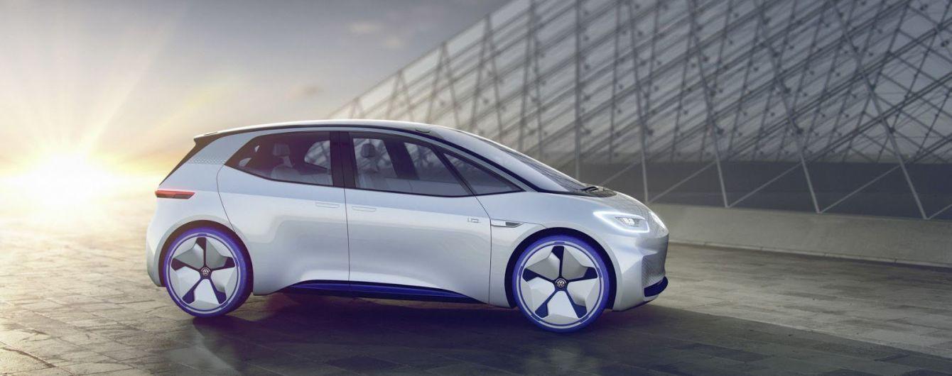 Volkswagen пообіцяв випустити доступний електрокар ID з трьома різними батареями