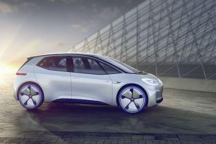 Volkswagen пообещал выпустить доступный электрокар ID с тремя разными батареями