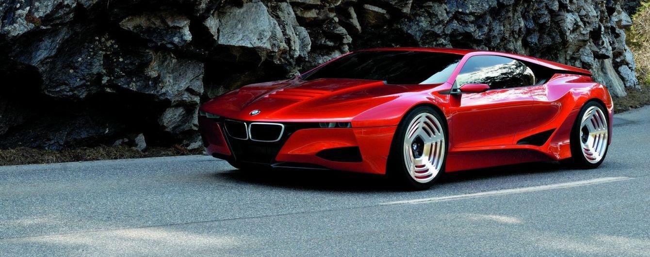 В BMW лелеют мечты о выпуске суперкара