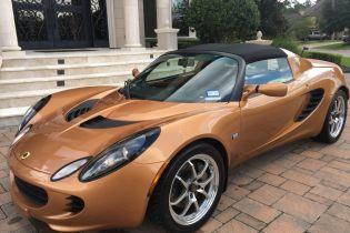 Страховая списала спорткар Lotus из-за царапины на бампере