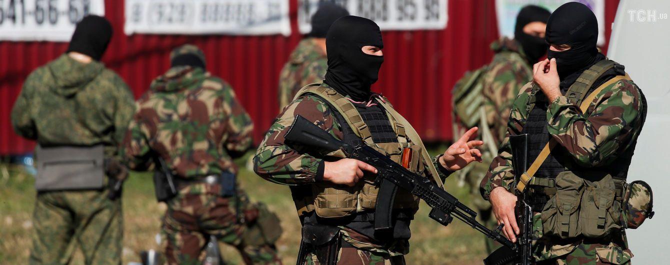 Велика Британія закликала РФ припинити мілітаризацію окупованого Криму