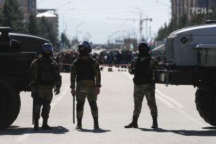 В России закупили лазерные излучатели для разгона митингов