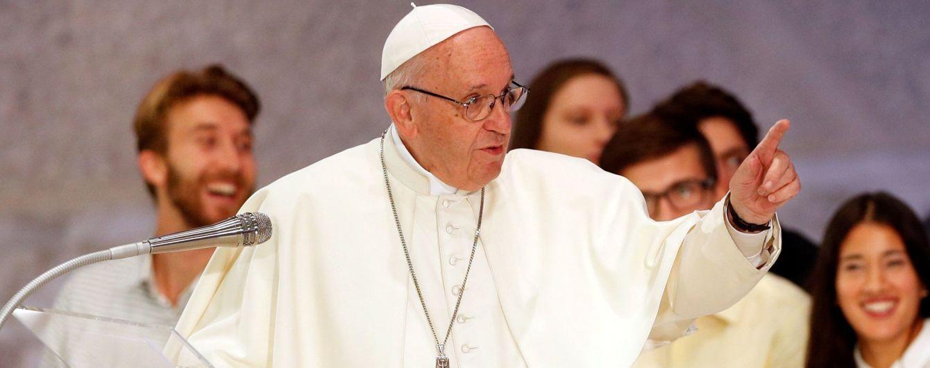 Папа Римський прагне подолати антисемітизм