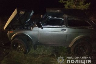 На Донеччині у ДТП загинув син мера Лимана