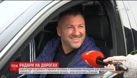 Украинские водители поддержали возвращение радаров на дороги
