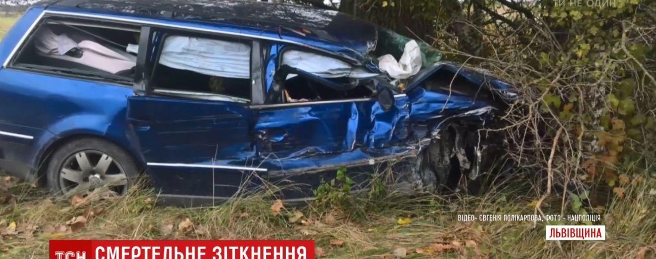В ДТП на Львовщине погиб 3-месячный младенец