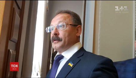 Нардеп Барна не явился на заседание комитета Рады, где должны были рассмотреть инцидент с журналистом