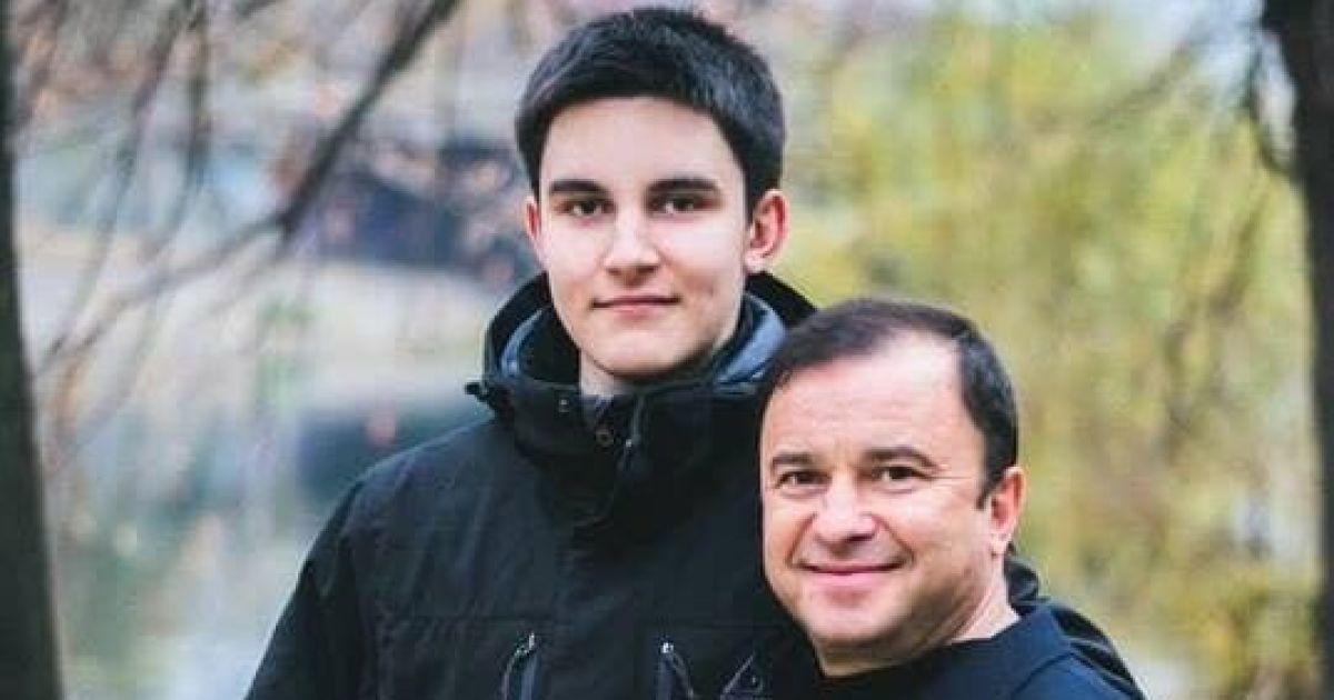 У Виктора Павлика умер сын