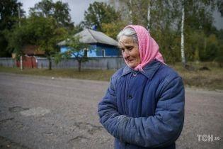 От взрывов на Черниговщине сильно пострадал военный городок, где живут семьи служащих