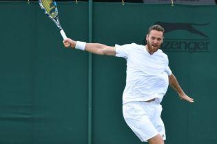 Французский теннисист установил потрясающий мировой рекорд