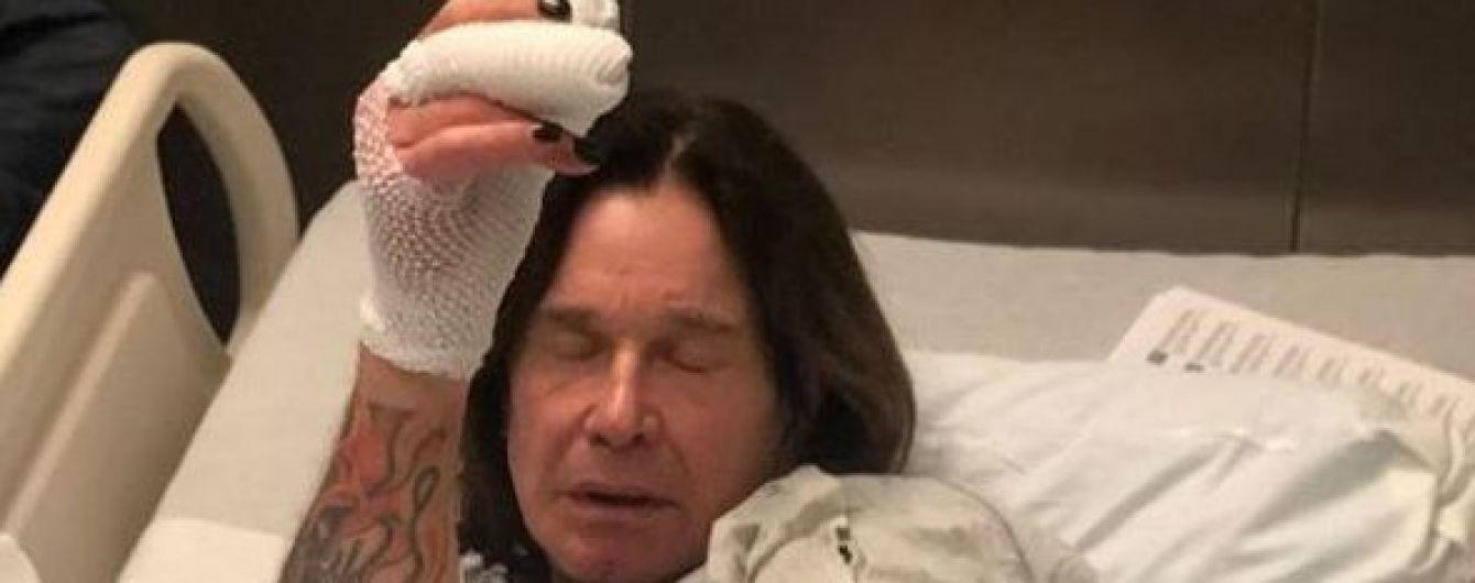 Все почалося з маленького порізу: дружина Оззі Осборна розповіла про його екстрену операцію