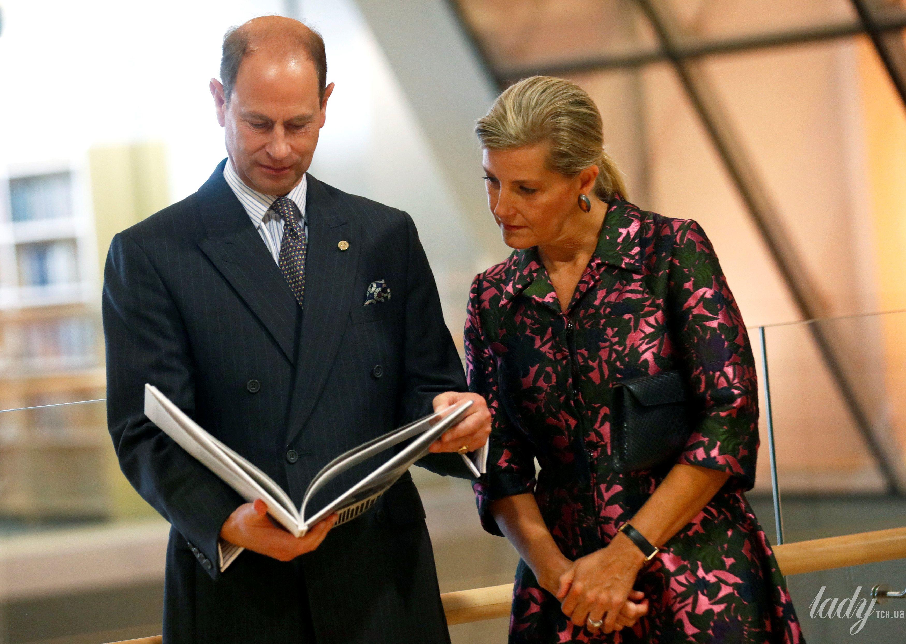 Принц Эдвард и графиня Софи_4