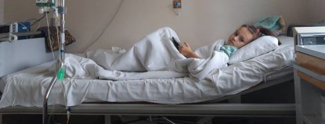 Лейкемія поставила під загрозу життя 5-річної Вероніки