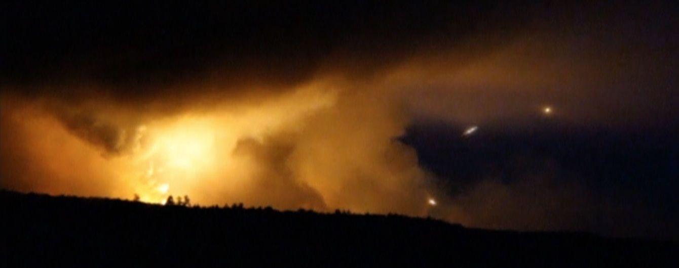 Вибухи боєприпасів в Ічні. У військовій прокуратурі назвали причину