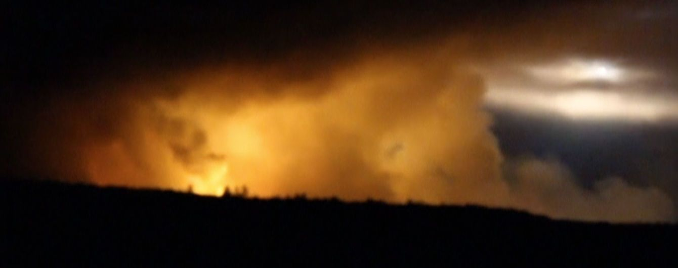 """""""Спочатку подумали, що там гроза"""". Місцева жителька розповіла про вибухи біля Ічні та самоевакуацію людей"""