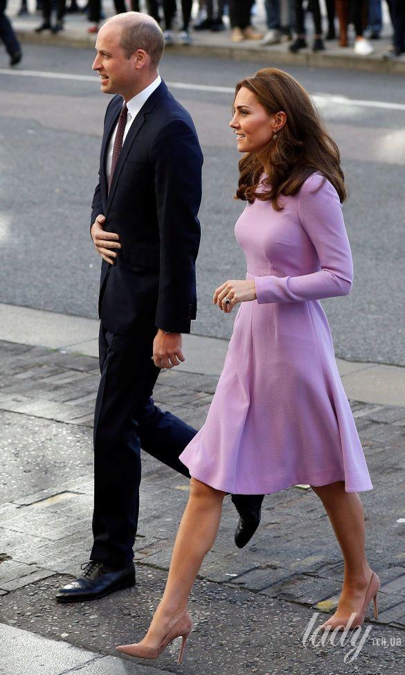 Герцогиня Кембриджская Кэтрин и принц Уильям_1