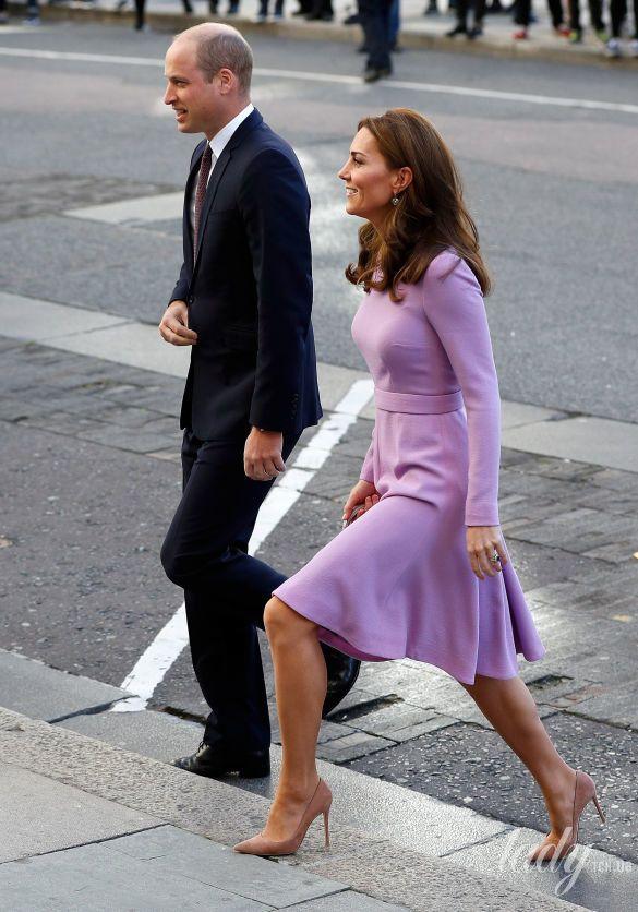 Герцогиня Кембриджская Кэтрин и принц Уильям_3