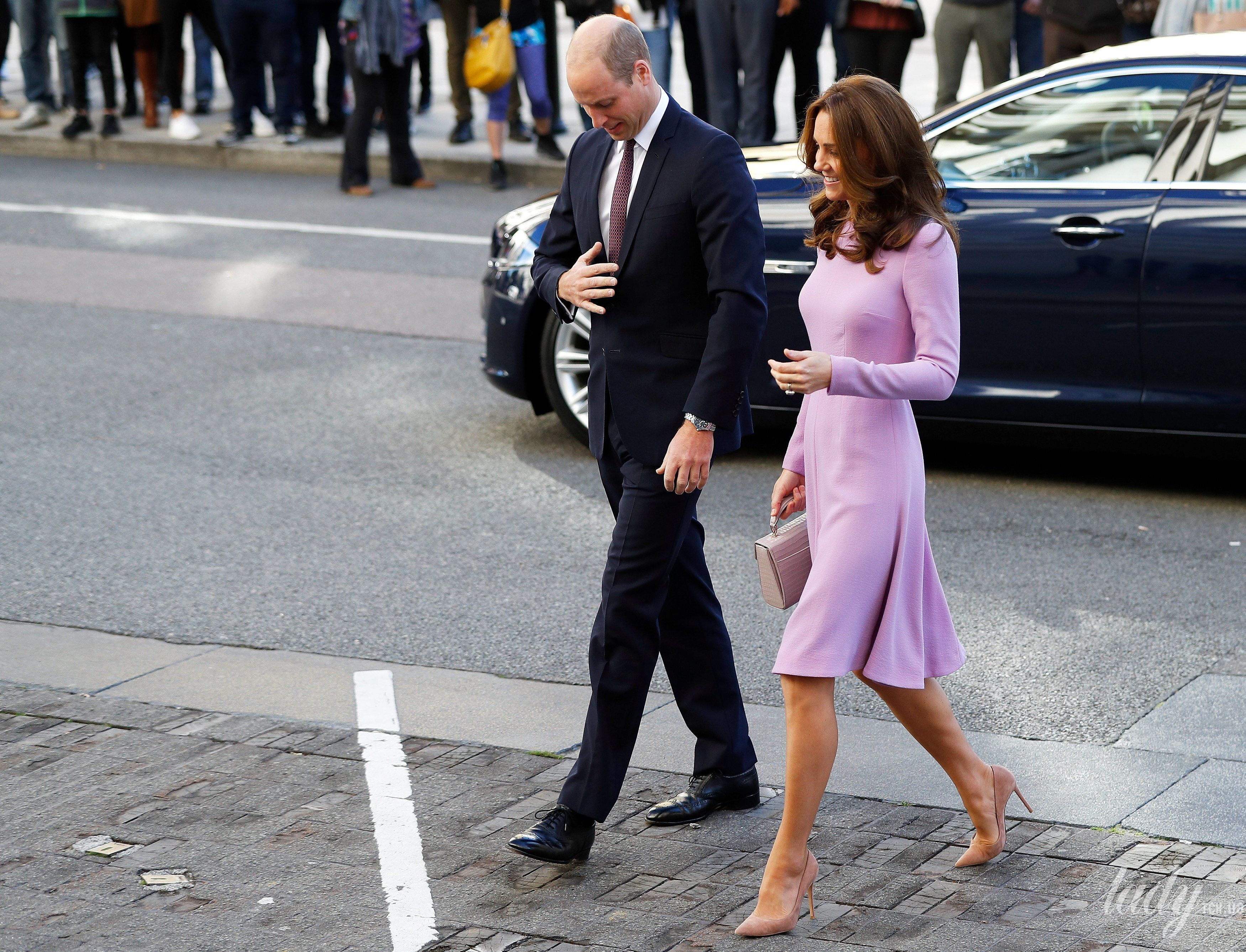 Герцогиня Кембриджская Кэтрин и принц Уильям_4