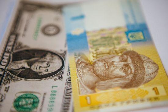 Агентство Fitch спрогнозувало вартість долара в Україні на кінець 2019