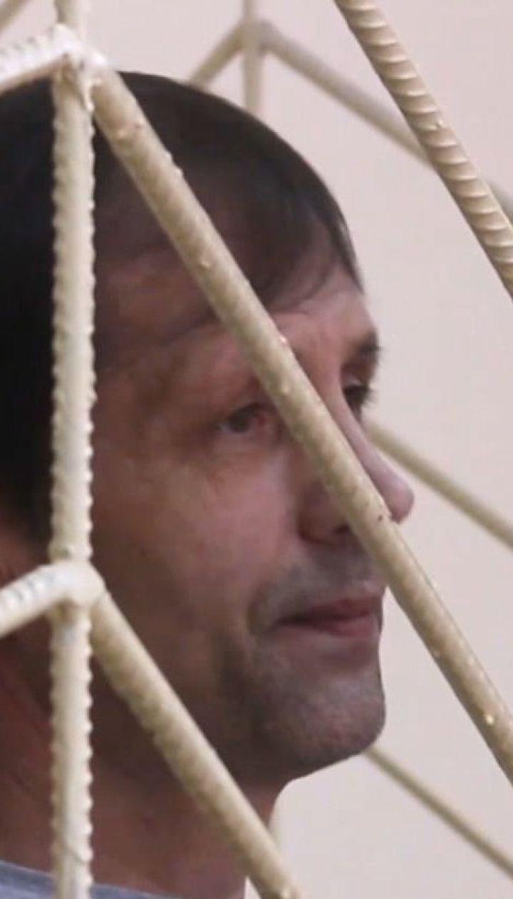 Политзаключенный Владимир Балух приостанавливает голодовку