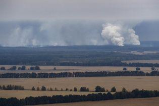Из-за взрывов возле Ични эвакуировали уже 12,5 тысячи человек