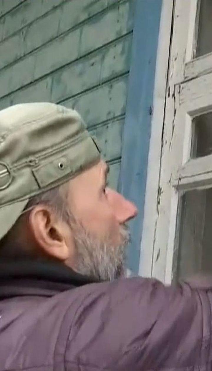 Евакуйовані місцеві жителі готові повертатися до Ічні, аби ремонтувати та охороняти своє житло