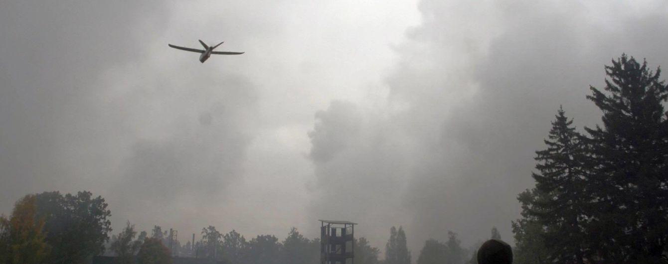 На арсеналі біля Ічні знову почали детонувати боєприпаси – ДСНС