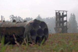 Интенсивность взрывов на военных складах возле Ични существенно снизилась - Минобороны