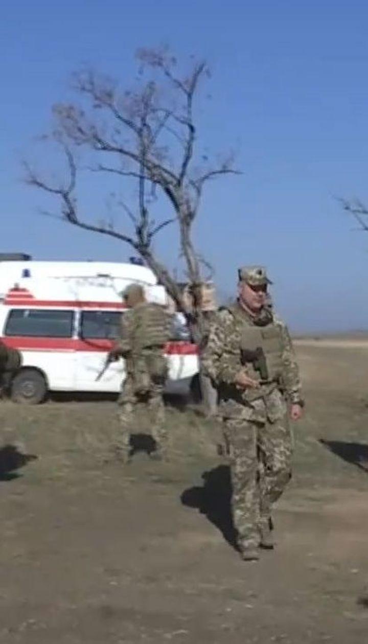 Места хранения боеприпасов в зоне проведения ООС: насколько они защищены и ограждены
