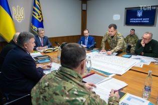 Вибухи на військових складах біля Ічні: Порошенко звернувся до НАТО