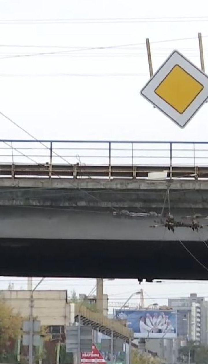 Міст на Шулявці повністю перекриють у середині грудня