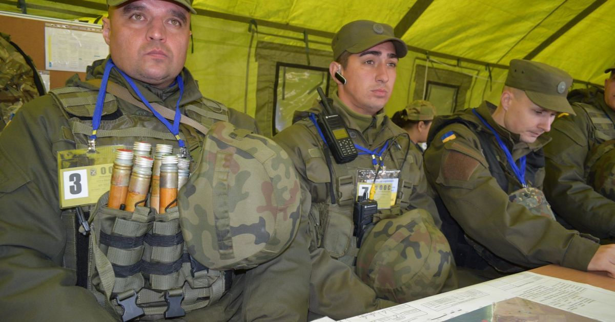 @ Операція об'єднаних сил / Facebook