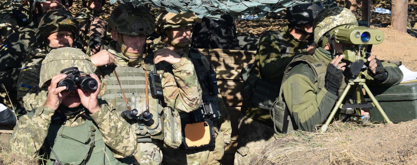 В Інтернеті поширюють інформацію про захоплення військовими позицій у Донецьку. В штабі ООС спростували фейк