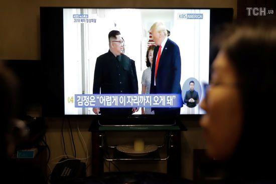 Трамп озвучив можливу дату зустрічі з Кім Чен Ином