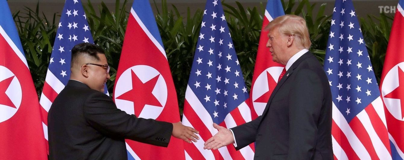 Трамп розповів, коли може відбутися його друга зустріч із лідером КНДР