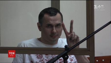 Сенцов попал в список финалистов на премию имени Сахарова