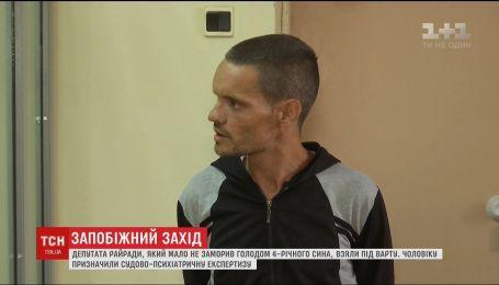 Депутата з Кіровоградщини, який мало не заморив голодом 4-річного сина, взяли під варту