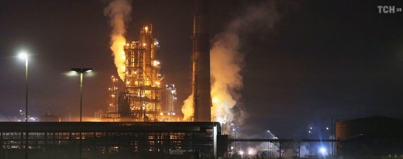 В Боснии взорвался российский нефтеперерабатывающий завод