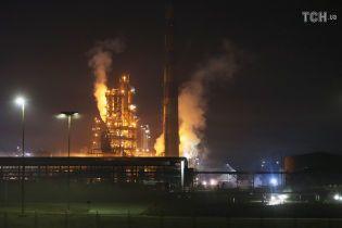 У Боснії вибухнув російський нафтопереробний завод