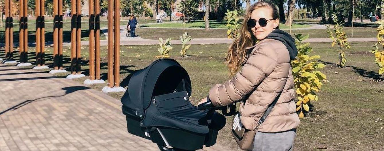 Як всі мами: Олена Шоптенко показала, як проводить час з сином