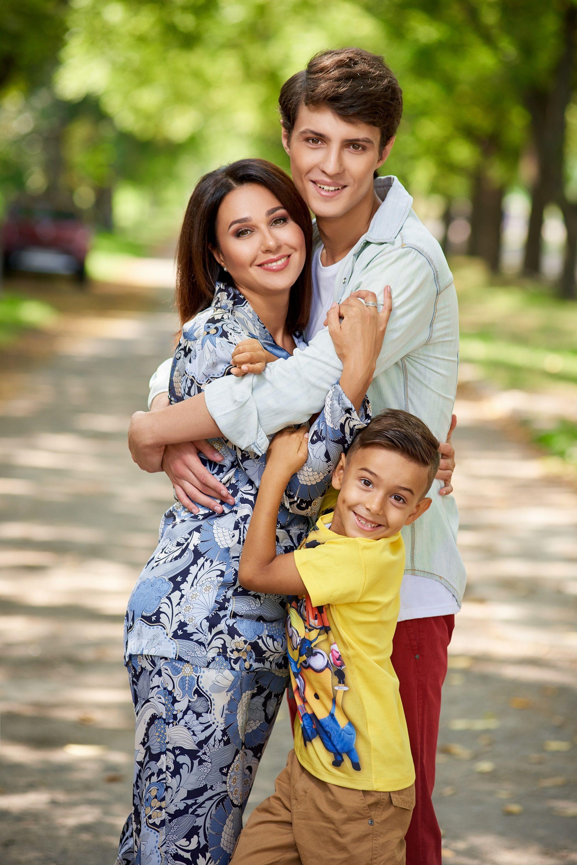 Наталія Мосейчук з синами_2