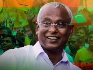 Перелом на Мальдівах?