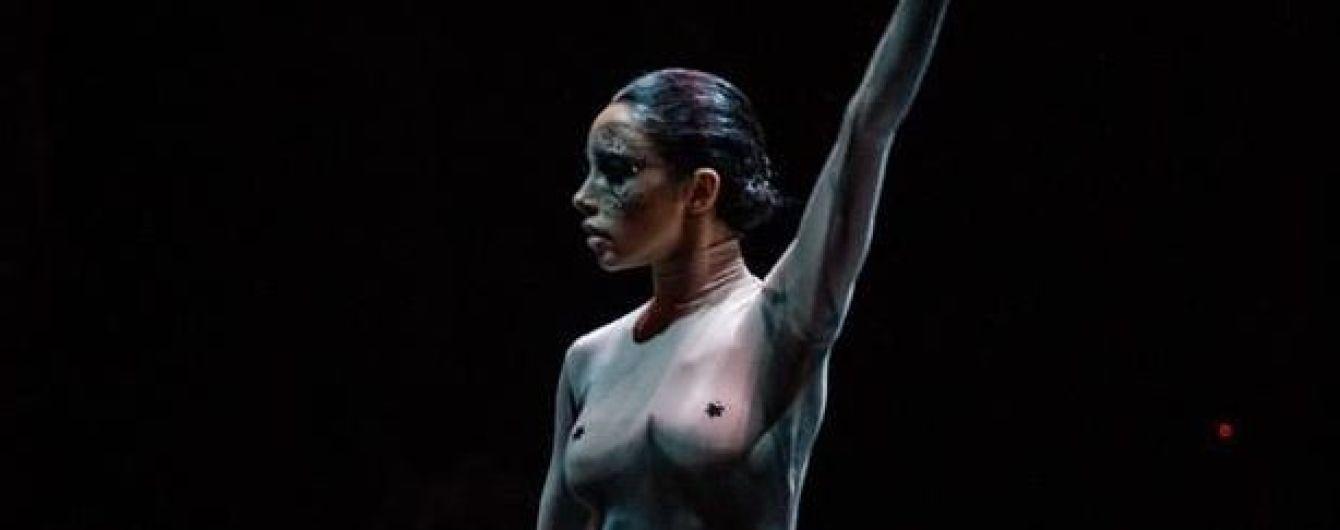 """Продовження історії: Кухар і Стоянов станцюють захопливий балет """"Діти ночі. Андрогін"""""""