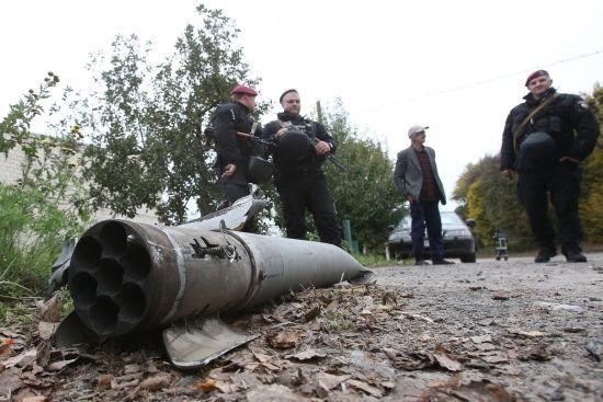 НАТО готовий допомогти Україні забезпечити безпеку сховищ боєприпасів