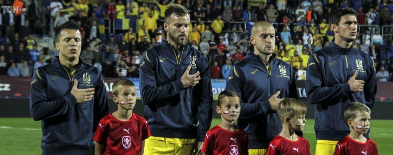 Матч Італія - Україна зупинять для вшанування пам'яті жертв трагедії в Генуї