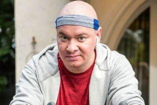 Євген Кошовий взявся худнути і розповів, скільки вже скинув