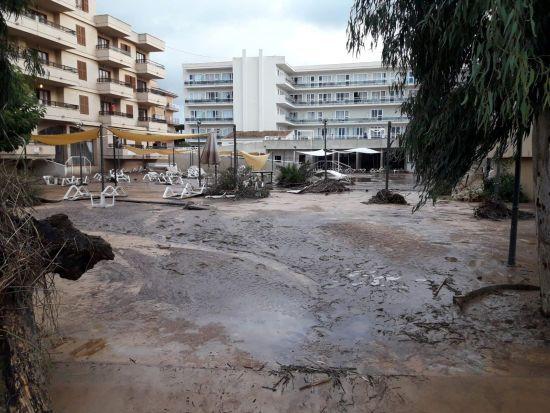 У Майорці зросла кількість жертв руйнівної повені