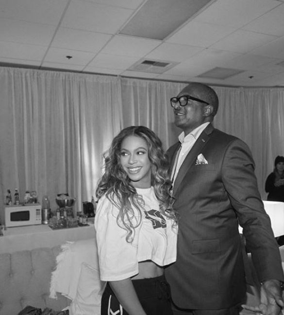 Beyonce с tata_2
