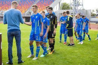 Сборная Украины с победы стартовала в отборе на Евро-2019